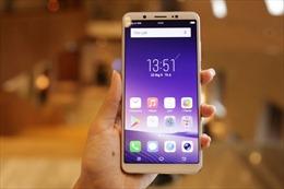 Ra mắt Vivo V7+ với camera selfie 24MP tại Việt Nam