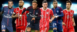 Paris sẵn sàng cho 'đại chiến' PSG và Bayern Munich