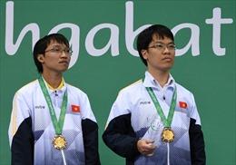 Cờ vua lập hat-trick, Đoàn Thể thao Việt Nam xếp thứ 9 tại AIMAG 5