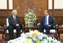 Chủ tịch nước Trần Đại Quang tiếp Đại sứ Bulgaria