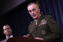 Tướng Mỹ phát ngôn trái ngược hoàn toàn với Tổng thống Trump về Iran
