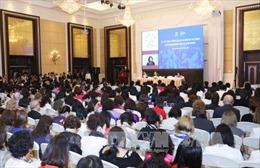 Phó Chủ tịch nước dự phiên khai mạc 'Đối thoại công - tư về Phụ nữ và Kinh tế'