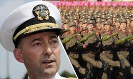 Cựu 'sếp' NATO đánh giá bất ngờ về nguy cơ chiến tranh hạt nhân với Triều Tiên