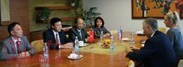 Thúc đẩy hợp tác Việt – Séc qua con đường ngoại giao