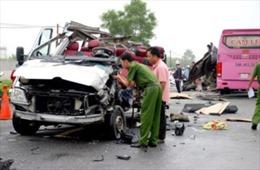Xử lý nghiêm sai phạm trong vụ tai nạn xe khách làm 14 người thương vong
