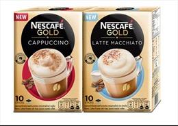 Nescafé Gold - Café hòa tan cao cấp cho người Việt