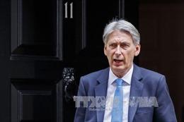 Đại hội đảng Bảo thủ Anh xoáy vào những chia rẽ nội bộ