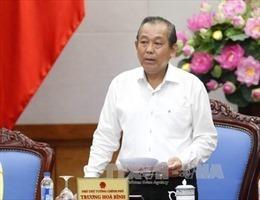 Phó Thủ tướng Trương Hòa Bình yêu cầu thanh tra hai ngân hàng 2 chi nhánh ngân hàng