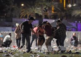 Điện chia buồn vụ xả súng ở lễ hội âm nhạc đồng quê tại Hoa Kỳ