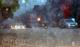 Cả nước mưa to, đề phòng dông lốc trong ngày Trung thu