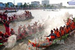 Nhiều nét mới trong Lễ hội Oóc Om Bóc - đua ghe Ngo Sóc Trăng 2017