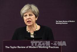 Thủ tướng Anh tự tin chiến thắng trong thỏa thuận Brexit