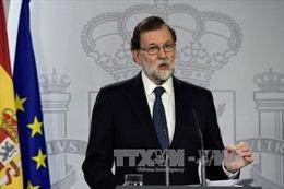 Tây Ban Nha không đối thoại nếu chính quyền Catalonia còn đòi độc lập
