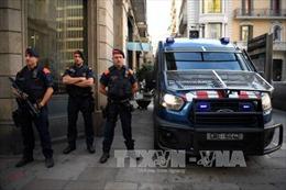 Cảnh sát trưởng vùng Catalonia trình diện trước tòa