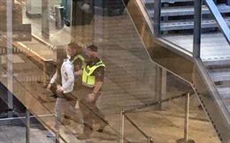 Thụy Điển bắt giữ đối tượng người Đức mang thuốc nổ lên máy bay