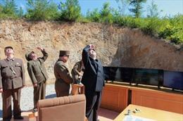 Nghị sỹ Nga cảnh báo Triều Tiên chuẩn bị thử thêm tên lửa