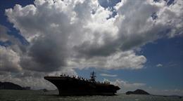 Rộ tin Triều Tiên lại sắp thử tên lửa, tàu sân bay Mỹ chở 80 chiến đấu cơ tới bờ biển Hàn Quốc