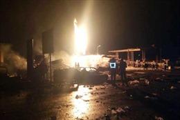 Hơn 40 người thương vong trong vụ nổ ga tại Ghana