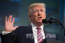 Tổng thống Mỹ ám chỉ về giải pháp quân sự đối với Triều Tiên