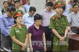 Viện kiểm sát đề nghị tuyên phạt Châu Thị Thu Nga mức án tù chung thân