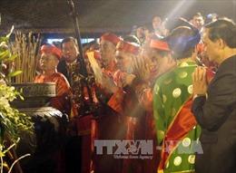 Lễ hội truyền thống đền Trần năm 2017