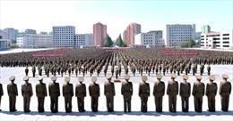 Triều Tiên có thể thử một quả tên lửa trong tháng 10