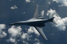 Máy bay ném bom Mỹ lượn gần Bán đảo Triều Tiên đúng ngày Bình Nhưỡng kỷ niệm lớn