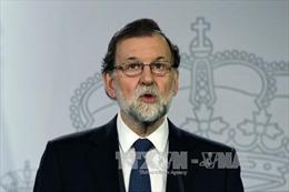Tây Ban Nha bác bỏ trung gian hòa giải cho khủng hoảng Catalonia