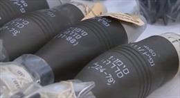 Syria tung bằng chứng tố vũ khí phương Tây rơi vào tay khủng bố