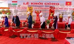 Xây dựng Bệnh viện Ung bướu hiện đại nhất khu vực Đồng bằng sông Cửu Long