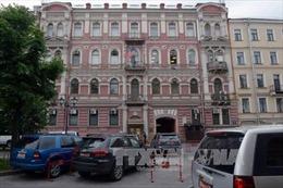 Nga cân nhắc khả năng đóng cửa tổng lãnh sự quán Mỹ
