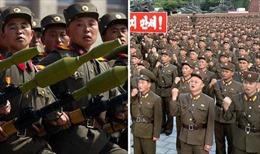 Cỗ máy chiến tranh của Triều Tiên chỉ tồn tại 3 tuần nếu xung đột nổ ra