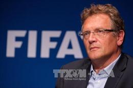Thụy Sĩ mở cuộc điều tra tham nhũng 2 quan chức bóng đá nổi tiếng