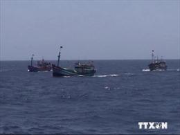 Malaysia thông báo bắt giữ 10 ngư dân Việt Nam