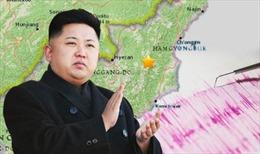 Phát hiện rung chấn gần bãi thử hạt nhân của Triều Tiên