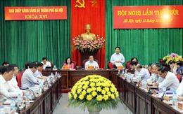 Hà Nội: Kinh tế - xã hội tiếp tục phát triển ổn định và toàn diện