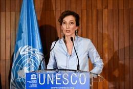 Bà Audrey Azoulay được bầu làm Tổng Giám đốc UNESCO