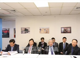 LHQ cam kết hỗ trợ Việt Nam tham gia hoạt động gìn giữ hòa bình