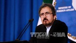 Iran phản đối Mỹ áp đặt các biện pháp trừng phạt