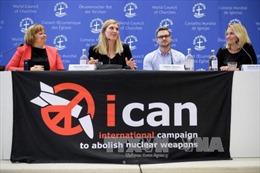 ICAN chỉ trích quyết định mới của Tổng thống Mỹ về thỏa thuận hạt nhân Iran