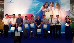 VinaPhone trao thưởng cho 12 ý tưởng đóng góp cho nhà mạng
