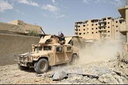 Thời gian IS thất thủ tại Raqqa chỉ còn tính bằng giờ