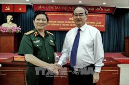 Thực hiện hiệu quả nhiệm vụ quốc phòng gắn với phát triển kinh tế - xã hội