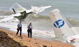 Máy bay rơi tại Cote d'Ivoire thuộc biên chế quân đội Pháp