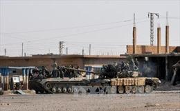 Quân đội Syria giành lại kiểm soát thị trấn trọng yếu Mayadeen từ tay IS