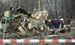 Tiết lộ mới bất ngờ trong điều tra vụ máy bay rơi khiến Tổng thống Ba Lan tử nạn