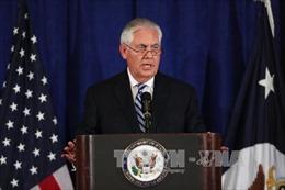 Ngoại trưởng Mỹ tuyên bố theo đuổi ngoại giao với Triều Tiên