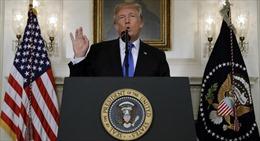 Lý do Tổng thống Trump không bao giờ đối đầu quân sự với Iran