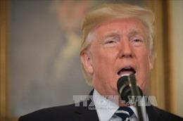Tổng thống Mỹ tiếp tục đe dọa hủy bỏ thỏa thuận hạt nhân Iran