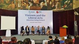 Thúc đẩy đổi mới với giáo dục 'khai phóng'